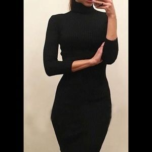 Sexy all black dress!!!